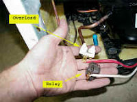 Appliance Talk: My Refrigerator is clicking   Ge Refrigerator Overload Relay Wiring Diagram      Appliance Talk